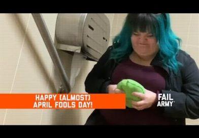 Happy (Almost) April Fools Day! (March 2020) | FailArmy