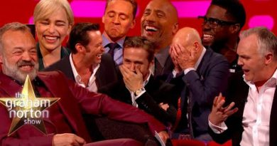 Try Not To Laugh With The Graham Norton Show | Part One