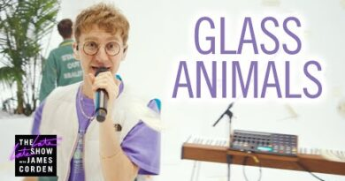 Glass Animals: Tangerine