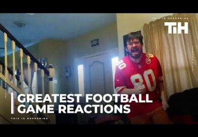 Football Game Reactions