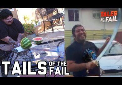 Sword Shatters Table Fail   Tales of the Fail