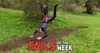 Why You Shouldn't Show Off Outside – Fails of the Week | FailArmy